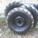 traktormintás 4db gumi uaz,samurai,niva