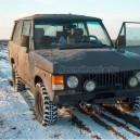 Land Rover Range Rover Mercedes Dísel 2998ccm Terepjáró