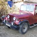 Jeep Korando