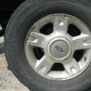 Ford kerék garnitúra