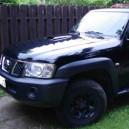 Nissan Patrol 3.0D EL 2006