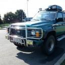 Nissan Patrol friss műszakival