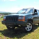 Eladó ez a megkímélt Jeep Grand Cherokee Limited 2, 5 TD