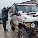 Range Rover Classic egyedi épített off road terepjáró