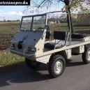 Steyr Puch Haflinger