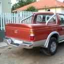 Ford Ranger XLT-egyedi-megkímélt szép állapotban