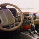 Jeep Grand Cherokee Limited 4,7 V8 Benzin -Gáz