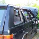 bontott Range Rover alkatrészek